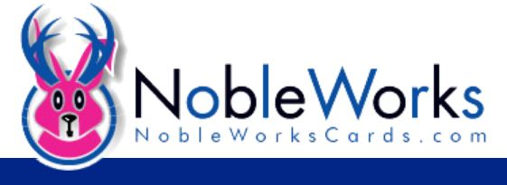 noble works cards