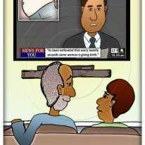 Just plain funny cartoons